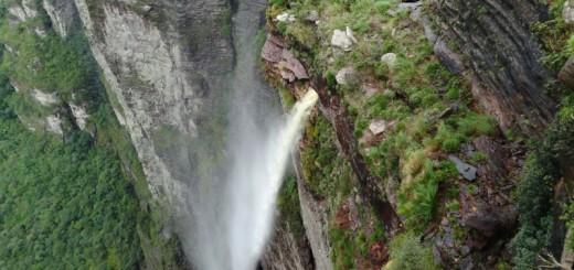 Cachoeira da Fumaça, Chapada Diamantina