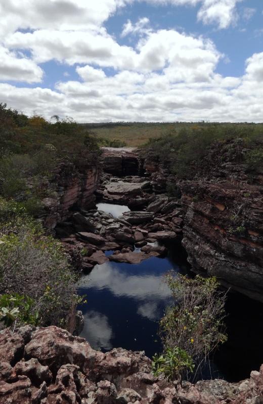 Cachoeira do Buraquinho, Chapada Diamantina
