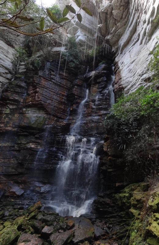 Cachoeira do Recanto Verde, Chapada Diamatina