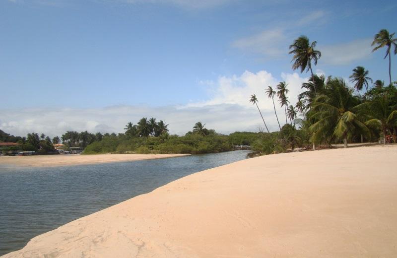 Dunas de Marapé, no litoral sul de Alagoas