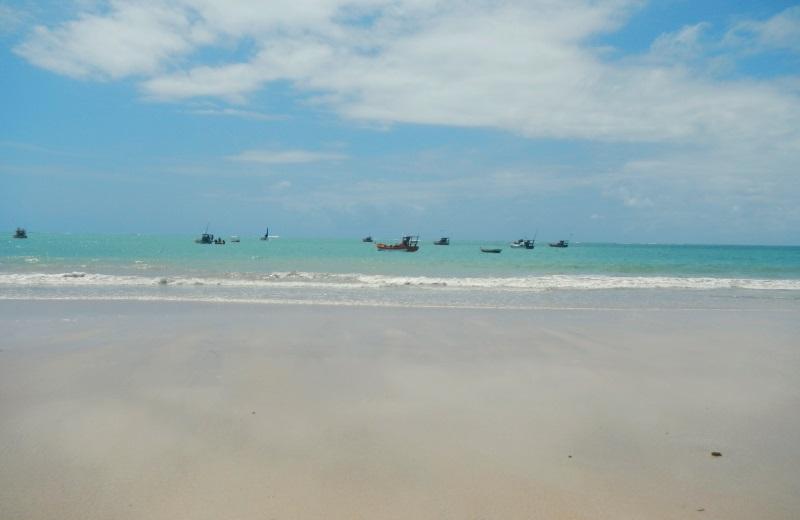 Praia de Pajuçara, atrações em Maceió