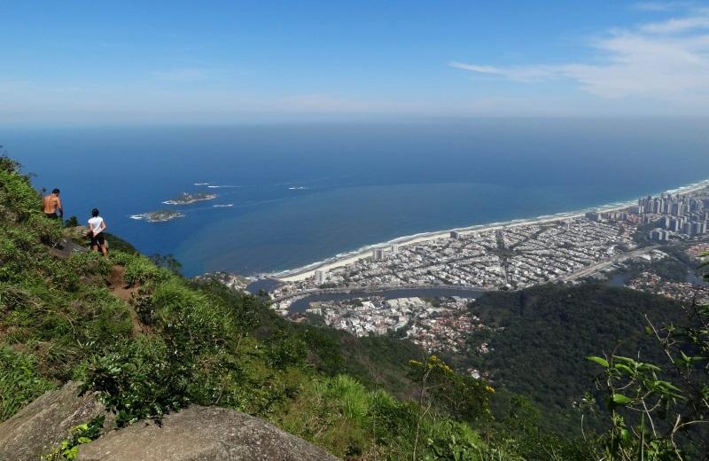Trilha da Pedra da gávea, Rio de Janeiro