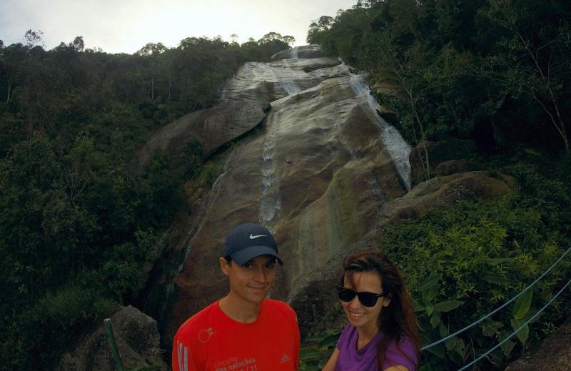 Cachoeira do Alcantilado, Cachoeiras do Alcantilado, Visconde de Mauá