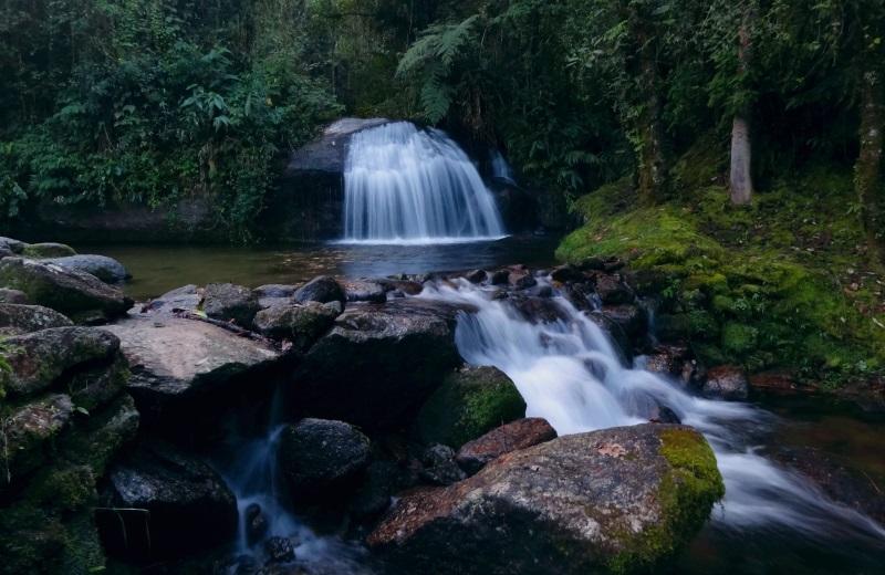 Cachoeirinha nas Cachoeiras do Alcantilado, Visconde de Mauá