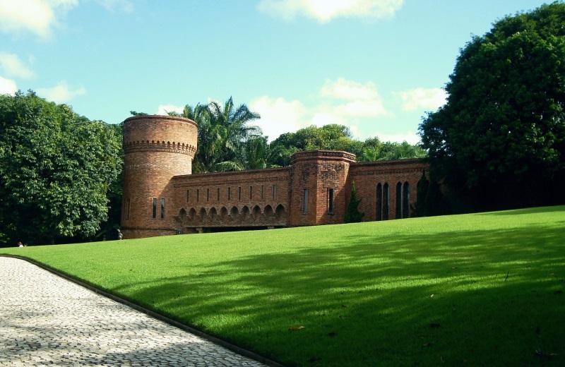 Instituto Ricardo Brennand, Museu em Recife