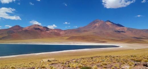 Lagunas Altiplânicas, passeio no Deserto do Atacama