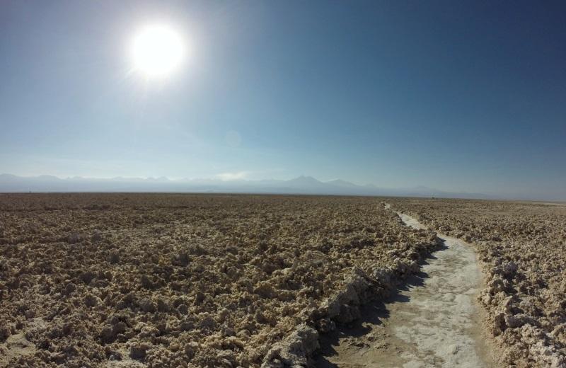 Salar de Atacama, passeio no Deserto do Atacama