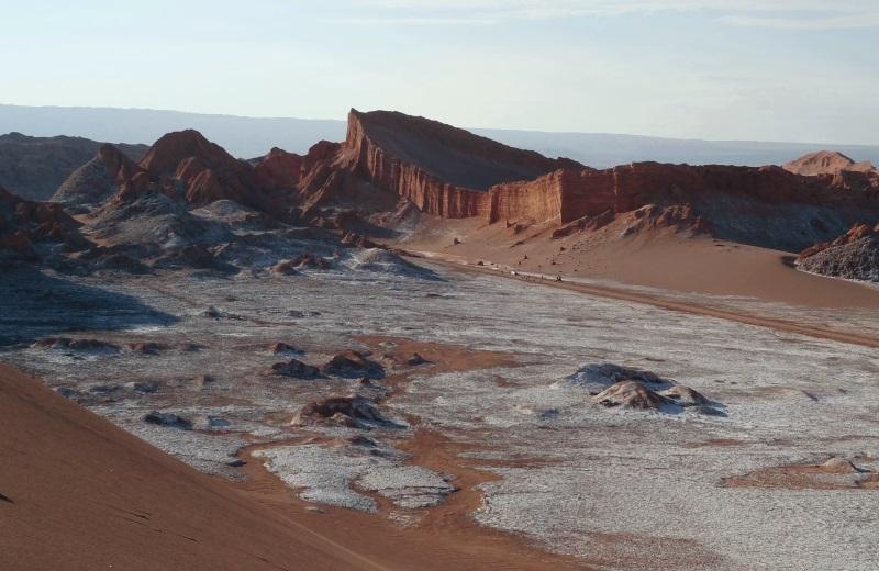 Valle de la Luna, passeio no Deserto do Atacama