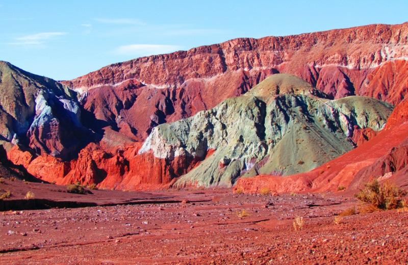 Valle del Arcoiris, passeio no Deserto do Atacama