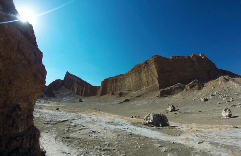 Anfiteatro no Valle de la Luna, Deserto do Atacama