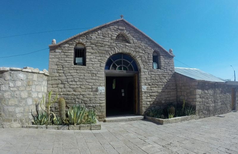 Igreja do Povoado Toconao, Deserto do Atacama