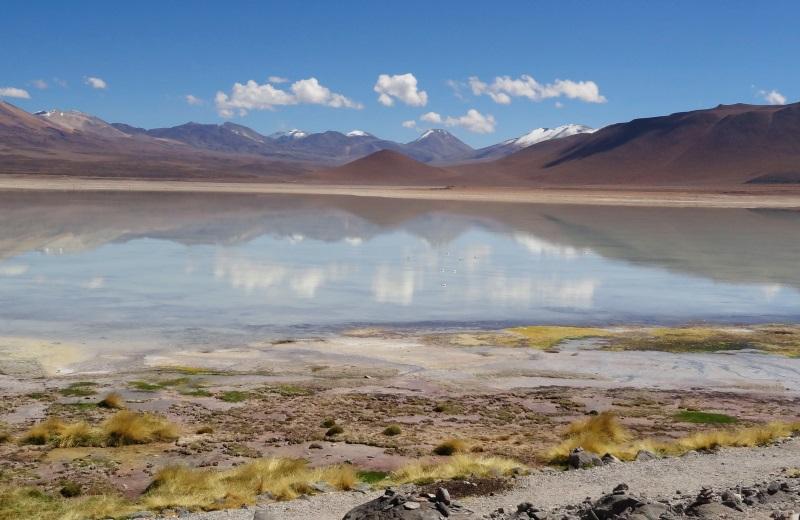 Laguna Blanca na Bolívia, Tour ao Salar de Uyuni