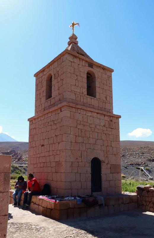 Povoado Socaire, Deserto de Atacama, Chile