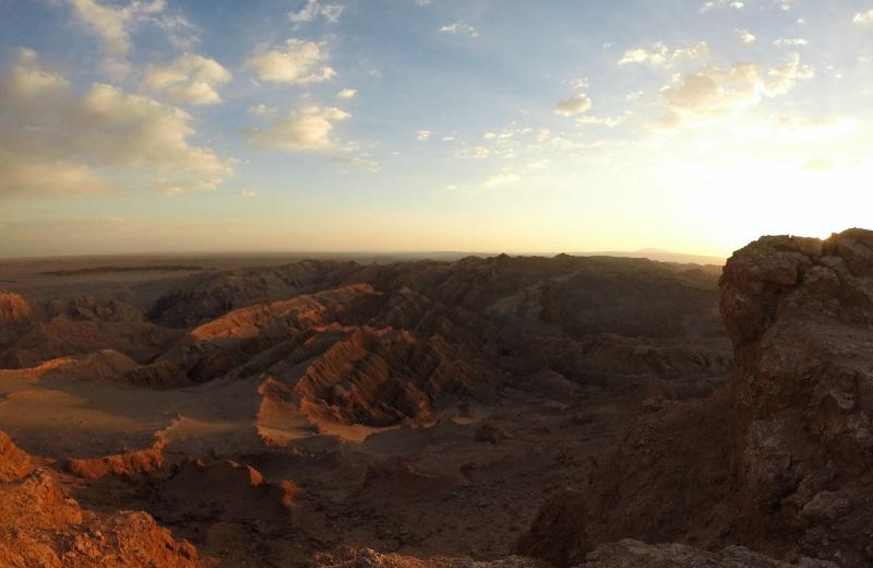 Valle de la Muerte, Deserto do Atacama
