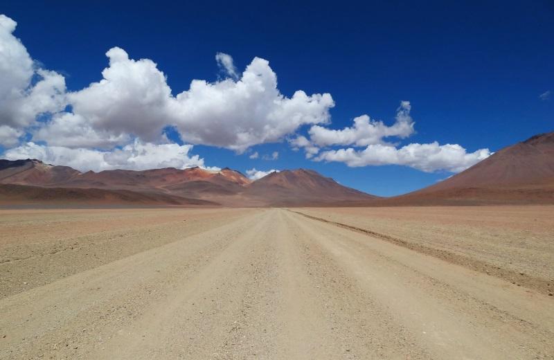 Deserto de Dalí, Bolívia