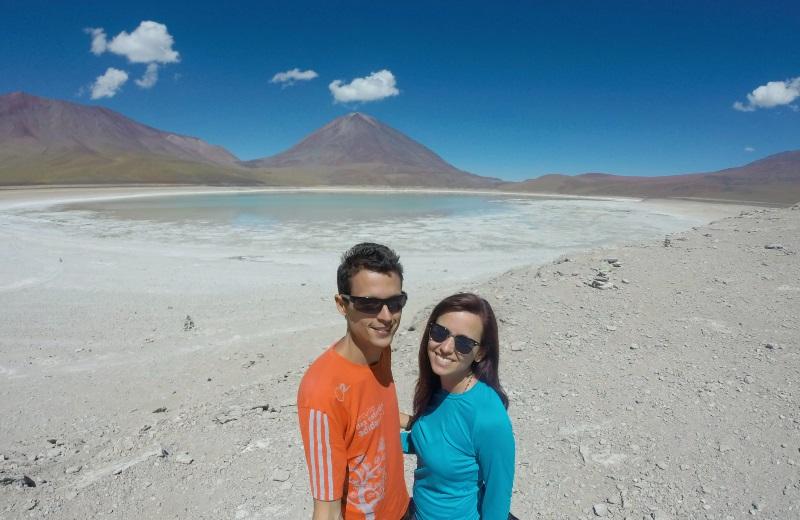 Laguna Verde e Vulcão Licancabur, Bolívia