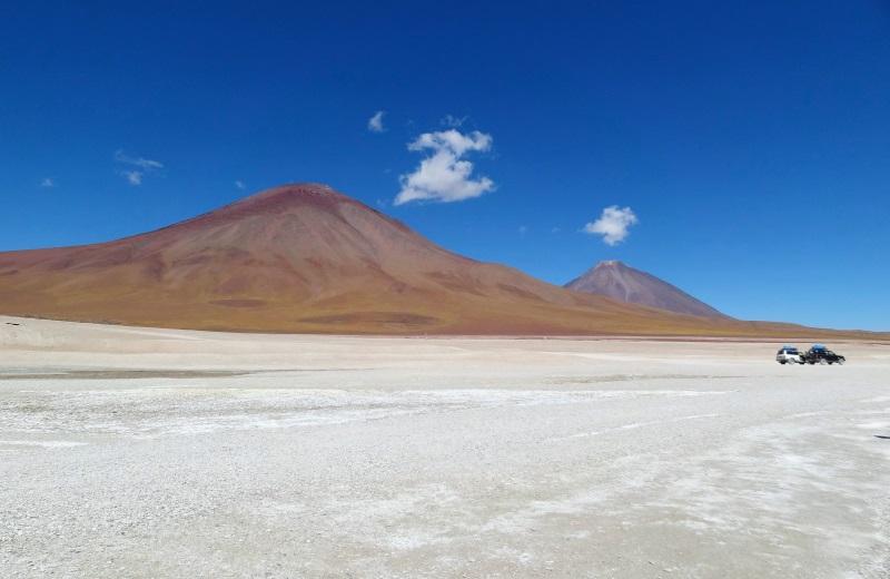 Vulcão Juriques e Licancabur