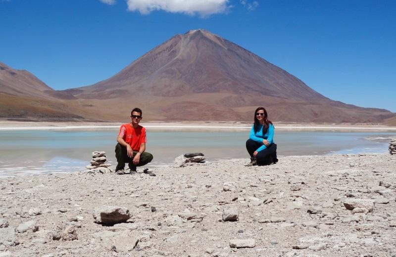 Vulcão Licancabur, Bolívia