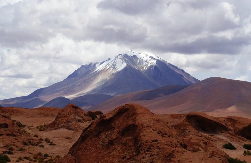 Vulcão Ollague