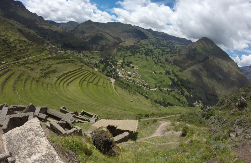 Mochilão na América do Sul, roteiro Peru