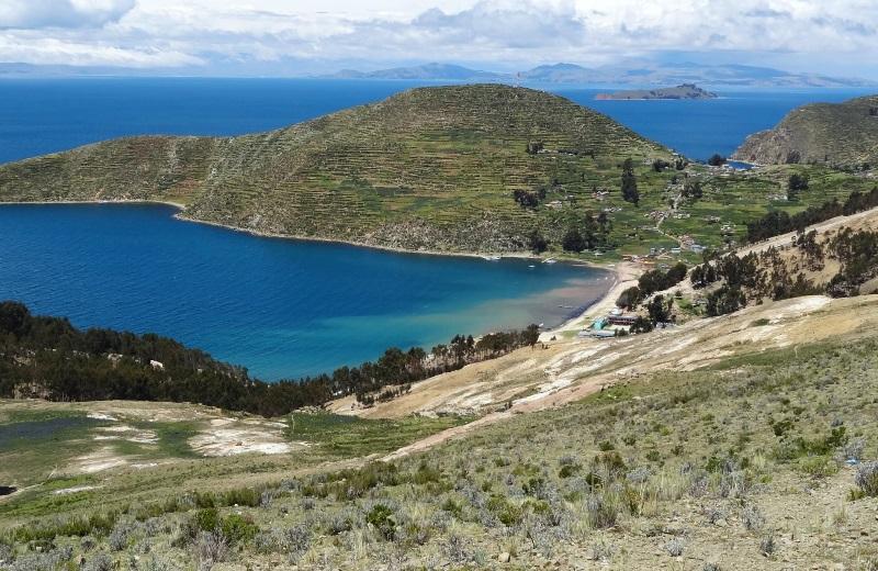 Mochilão na América do Sul, roteiro Bolívia
