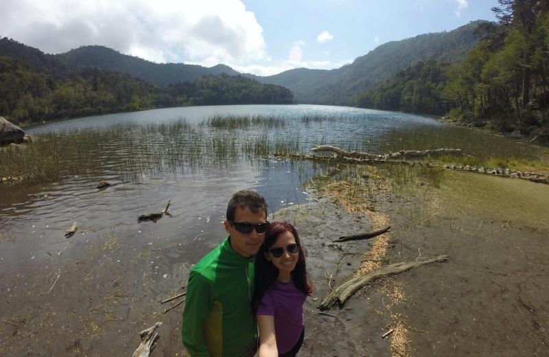 Lago Verde no Parque Nacional Huerquehue