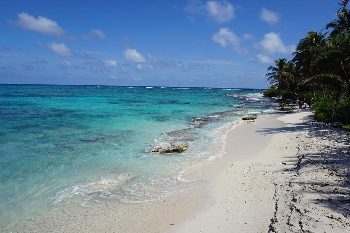 Ilha de Johnny Cay, Arquipélago de San Andrés