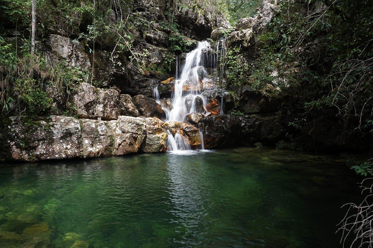 Poço do Xamã, Cachoeiras Loquinhas, Chapada dos Veadeiros