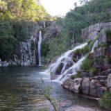 Cachoeira Capivara na Chapada dos Veadeiros