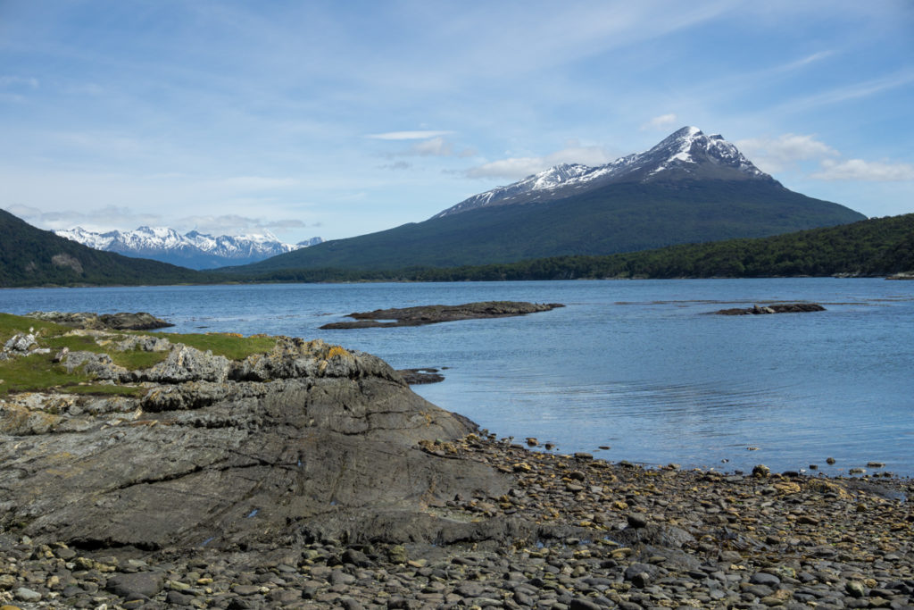 Parque Nacional Tierra del Fuego em Ushuaia, Argentina