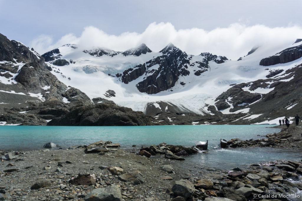 Laguna de los Tempanos e Glaciar Vinciguerra, Patagônia Argentina