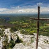 Pico da Lapinha durante a Travessia Lapinha-Tabuleiro em Minas Gerais