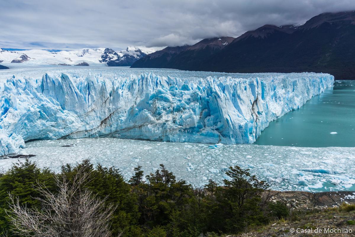 Glaciar Perito Moreno, El Calafate, Patangônia Argentina